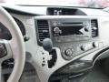 2012 Silver Sky Metallic Toyota Sienna LE AWD  photo #21