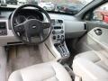 Light Gray Prime Interior Photo for 2005 Chevrolet Equinox #99737625