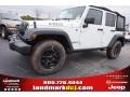 Bright White 2015 Jeep Wrangler Unlimited Gallery