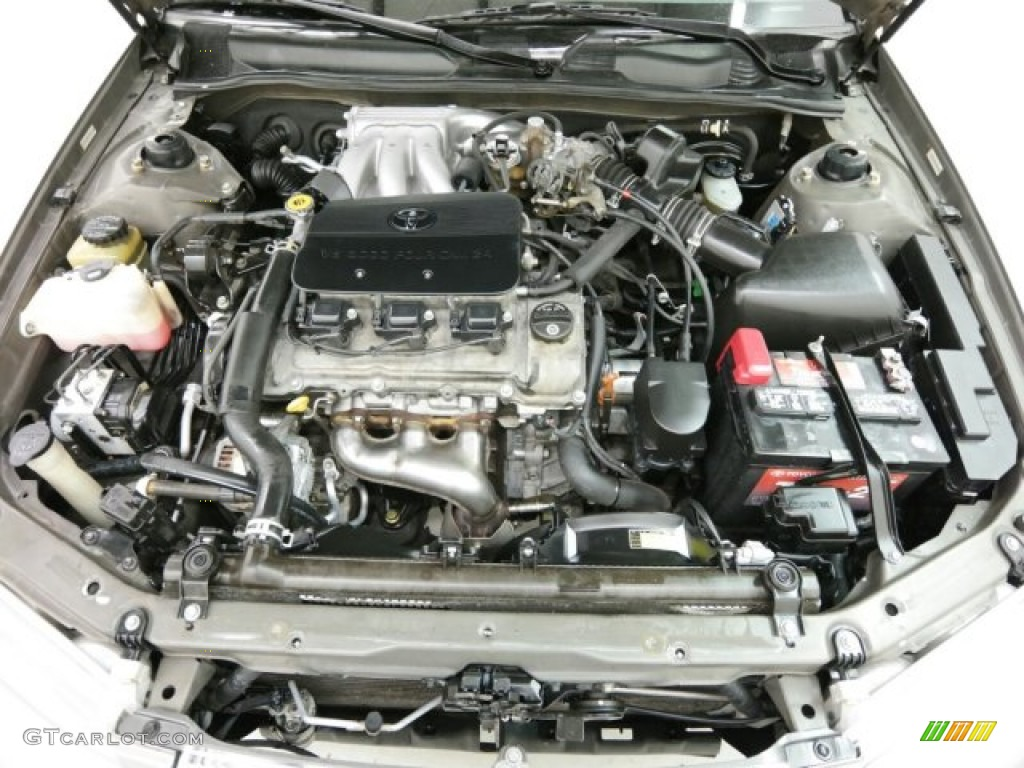 2001 toyota camry le v6 engine photos. Black Bedroom Furniture Sets. Home Design Ideas