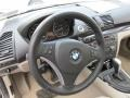 2009 1 Series 128i Coupe Steering Wheel