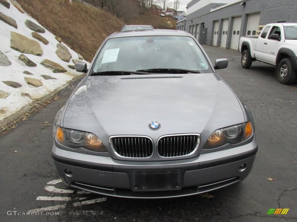 2005 Silver Grey Metallic BMW 3 Series 330xi Sedan ...