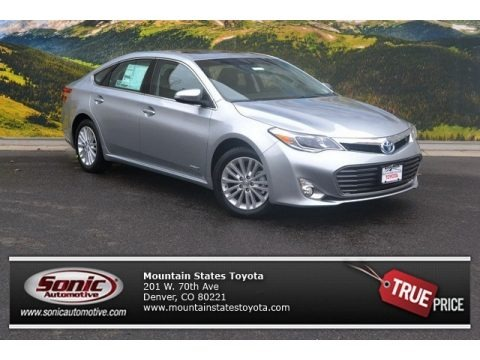2015 toyota avalon hybrid xle touring data info and specs. Black Bedroom Furniture Sets. Home Design Ideas