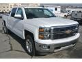Summit White 2015 Chevrolet Silverado 1500 Gallery