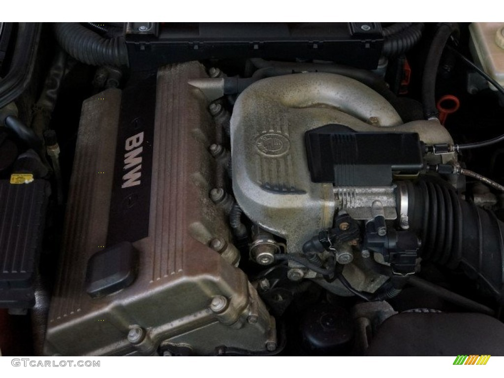 1996 Bmw Z3 1 9 Roadster Engine Photos Gtcarlot Com