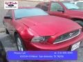 2014 Ruby Red Ford Mustang V6 Coupe #99764820