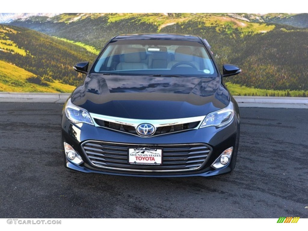 2015 cosmic gray mica toyota avalon hybrid limited 99796222 photo 2 car color. Black Bedroom Furniture Sets. Home Design Ideas