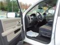 2012 Bright White Dodge Ram 1500 Big Horn Quad Cab 4x4  photo #13
