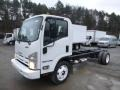 White - N Series Truck NPR-HD Chassis Photo No. 4