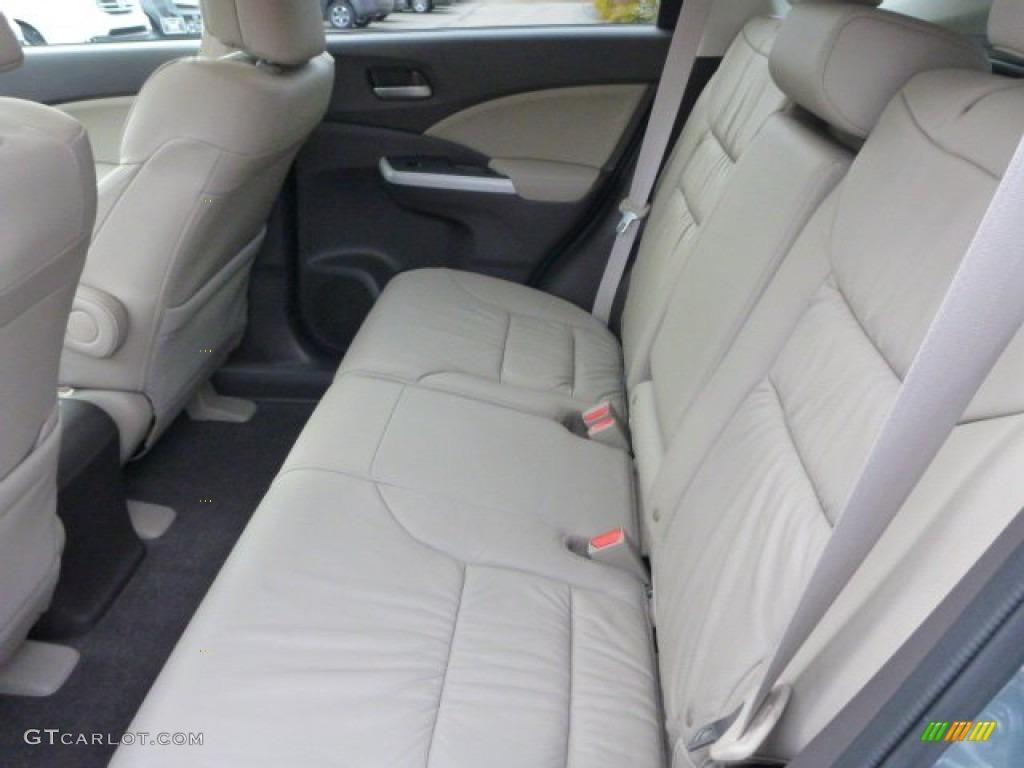 2012 Honda CR-V EX-L 4WD Rear Seat Photo #99847014