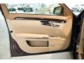 Cashmere/Savanna Door Panel Photo for 2013 Mercedes-Benz S #99855619