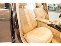 Cashmere/Savanna Front Seat Photo for 2013 Mercedes-Benz S #99855729
