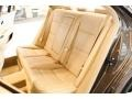 Cashmere/Savanna Rear Seat Photo for 2013 Mercedes-Benz S #99855942