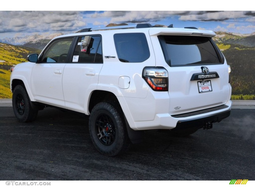 2015 Super White Toyota 4runner Trd Pro 4x4 99825602 Photo 3 Gtcarlot Com Car Color Galleries
