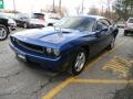 Deep Water Blue Pearl 2010 Dodge Challenger SE