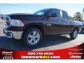 2015 Western Brown Ram 1500 Big Horn Quad Cab  photo #1
