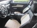 50th Anniversary Cashmere Front Seat Photo for 2015 Ford Mustang #99868791