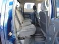 2003 Patriot Blue Pearl Dodge Ram 1500 SLT Quad Cab 4x4  photo #18