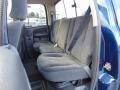 2003 Patriot Blue Pearl Dodge Ram 1500 SLT Quad Cab 4x4  photo #19