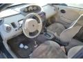 Tan 2003 Saturn ION Interiors