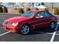 Mars Red - CLK 350 Coupe Photo No. 1