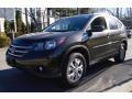 2013 Kona Coffee Metallic Honda CR-V EX-L AWD  photo #8