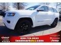 Bright White 2015 Jeep Grand Cherokee Altitude 4x4