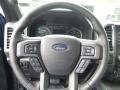 Medium Earth Gray Steering Wheel Photo for 2015 Ford F150 #99933165