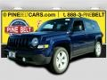 2015 True Blue Pearl Jeep Patriot Latitude #99929284