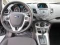 Charcoal Black Dashboard Photo for 2015 Ford Fiesta #99947460