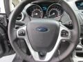 Charcoal Black Steering Wheel Photo for 2015 Ford Fiesta #99947610