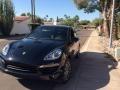 Black 2013 Porsche Cayenne Diesel