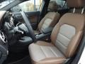 Brown Front Seat Photo for 2015 Mercedes-Benz GLA #99965322