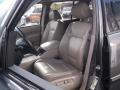 2009 Honda Pilot Beige Interior Front Seat Photo