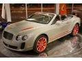 Quartzite Metallic 2012 Bentley Continental GTC Supersports ISR