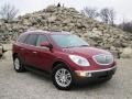 2009 Red Jewel Tintcoat Buick Enclave CX  photo #1
