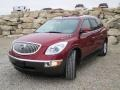 2009 Red Jewel Tintcoat Buick Enclave CX  photo #2