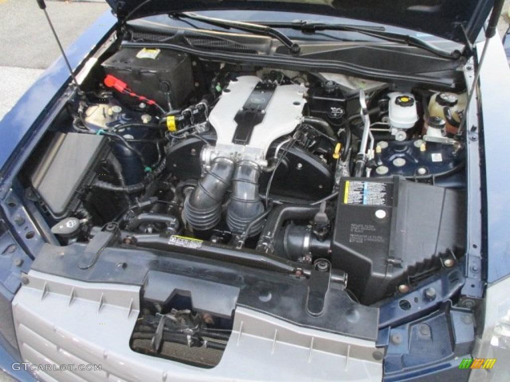2003 cadillac cts sedan engine photos. Black Bedroom Furniture Sets. Home Design Ideas